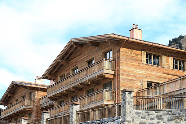 Severins – The Alpine Retreat