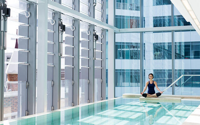 Top 3 Hotelmarken Wellness & Yoga