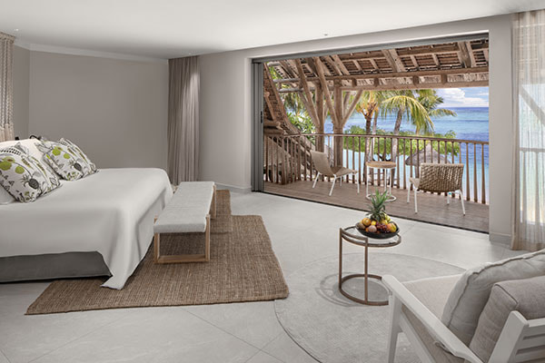 Luxushotel Beachcomber Paradies Villas