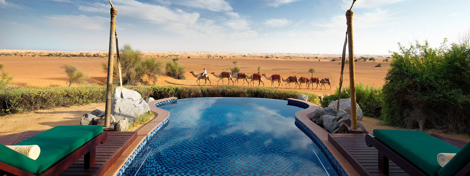 Al Maha a Luxury Collection Desert Resort